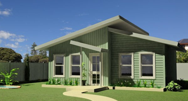 Granny flats for Granny homes
